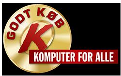 Bedst i test og godt køb af Komputer For Alle