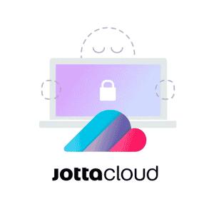 Sikkerhed på internettet med Onlime og Jottacloud