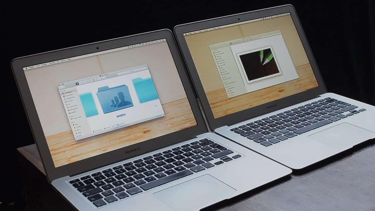 synkronisering af filer mellem computere