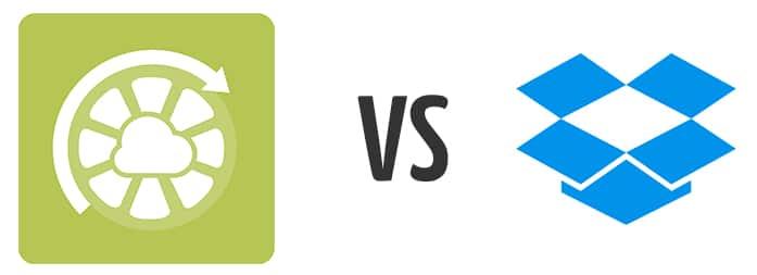 onlime versus dropbox