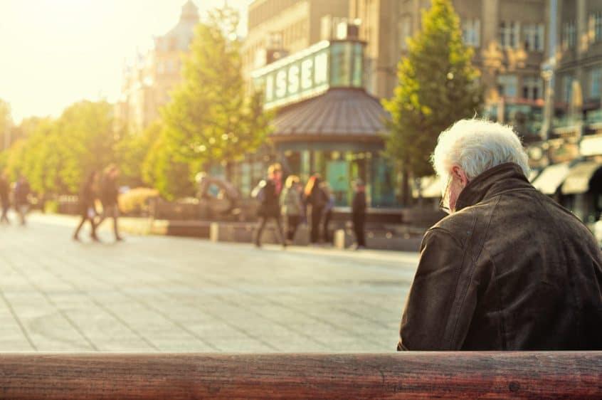 It sikkerheden hos den ældre befolkning