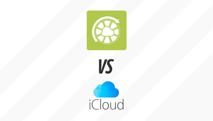 """Featured image for """"iCloud alternativ"""""""