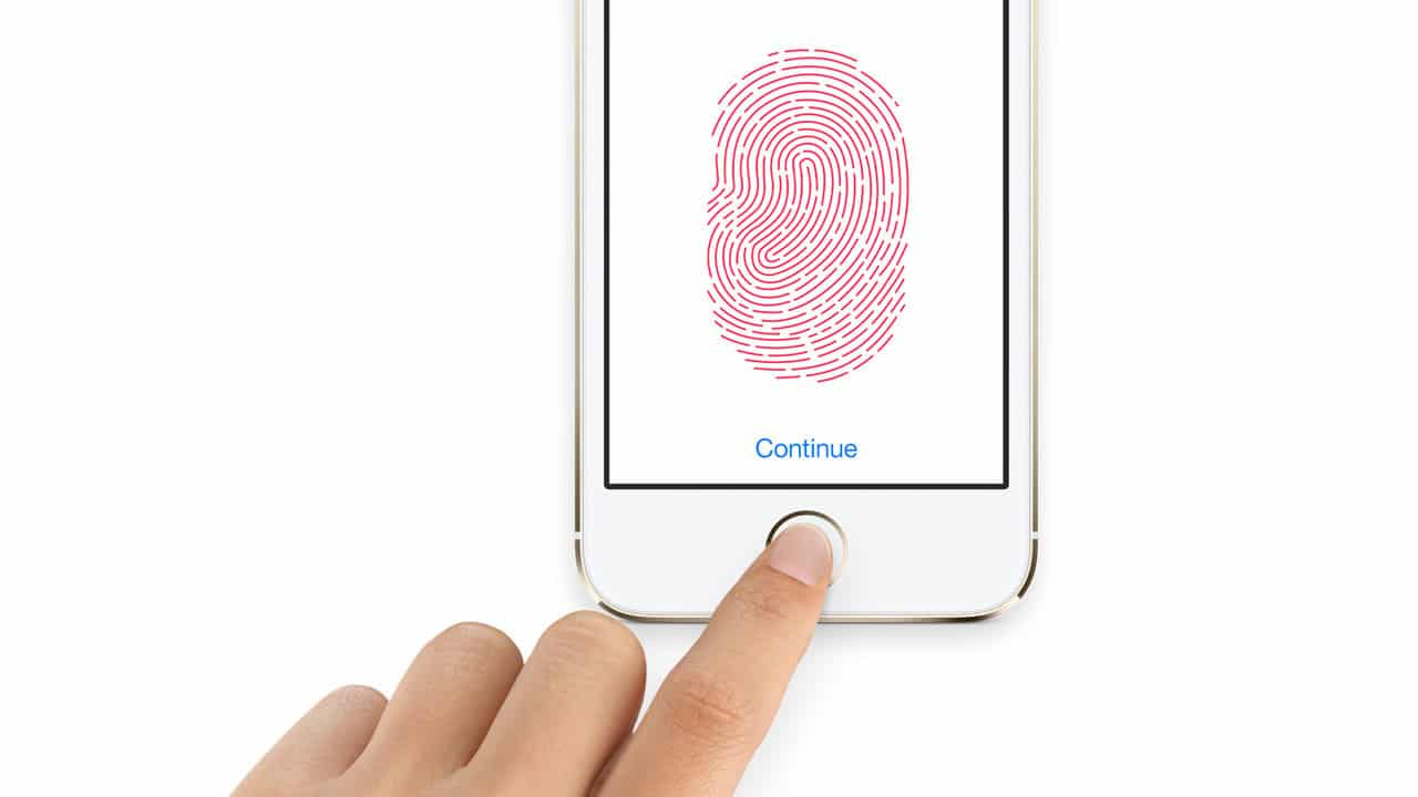 touch id ios